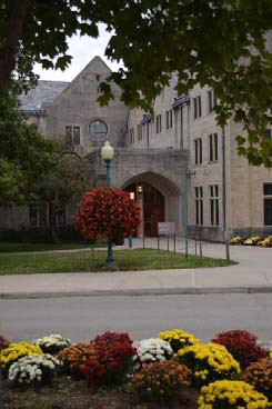 The University Club of Indiana University - History