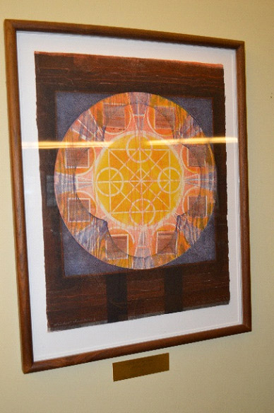 Art Within the UClub - Pozzatti Prints