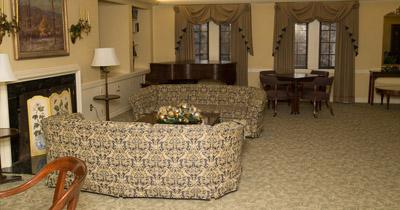 Indiana University Club - Faculty Room