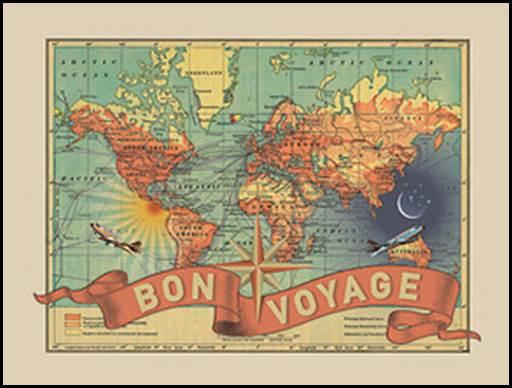 Indiana University Club - Bon Voyage